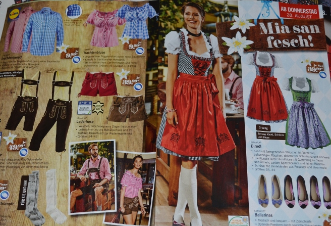 Some outlet Lederhosen