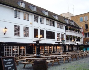 The George Inn, Southwark London
