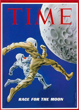 Time Magazine cover, Dec. 6, 1968