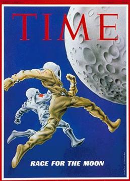 Time Magazine cover, Dec. 6, 1968
