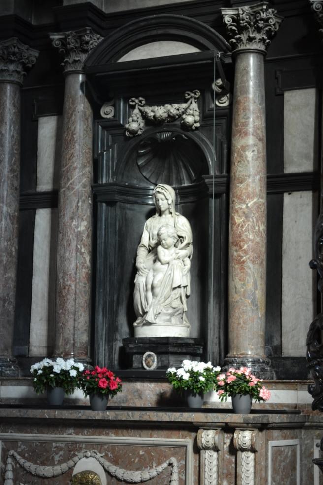The Madonna of Bruges