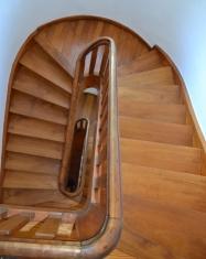 Staircase between floors/apartments