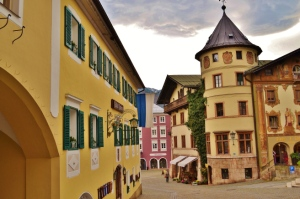 Colorful Berchtesgaden