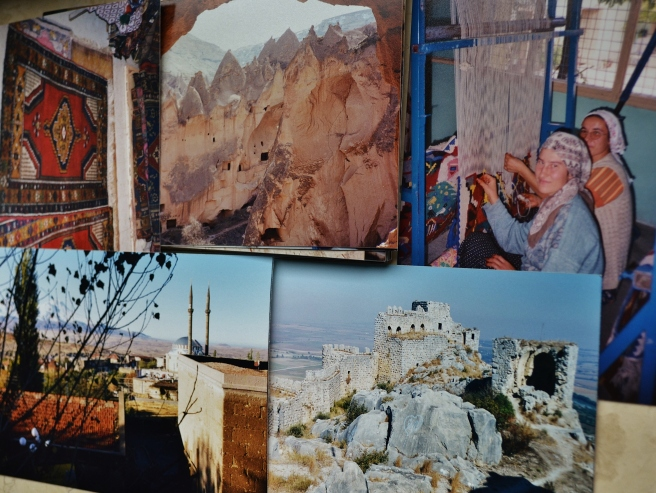 Turkey: the memories are less fuzzy than the photos.