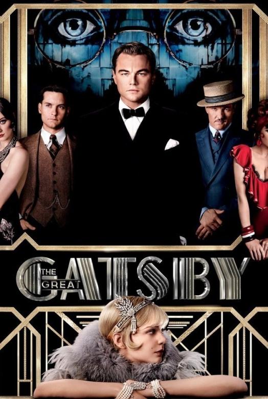 gatsby poster eyes